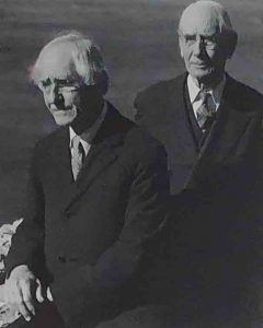 Charles Sumner Greene and Henry Mather Greene