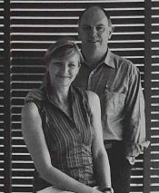 Kerry and Lindsay Clare arquitectos
